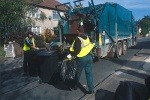 Four-weekly residual waste collections begin in Conwy
