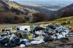 Which local authority is England's worst fly-tipping offender?