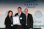 Tetra Pak presented with Carbon Trust award