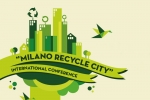 A series of international meetings are being held in Milan on urban waste collection and processing systems.