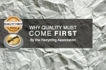 Recycling Association calls for supply chain responsibility in Quality First report