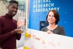 UK battery waste entrepreneur wins global Shell innovation award