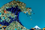 How ocean plastic pollution is finding its way back to our dinner tables