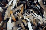 Waste steel ZWS