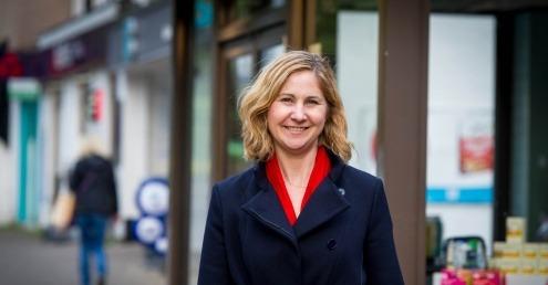 Anna McMorrin, Labour MP for Cardiff North