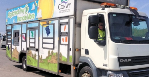 Conwy set for four-weekly bin collections as move comes too soon for Newport