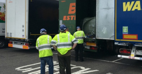Environment Agency clamps down on illegal waste exports