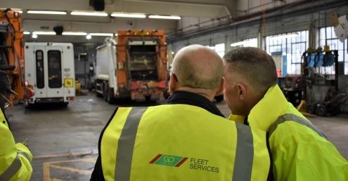 Go Plant Fleet Service secures £25m Harrow deal