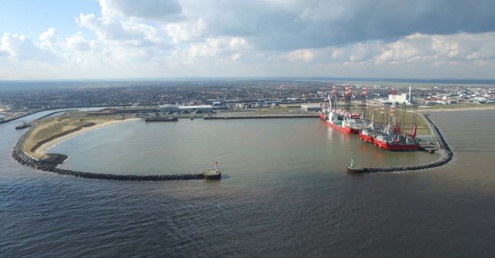 Two North Sea oil platforms are on their way to Great Yarmouth for recycling after a partnership between Veolia and oil industry logistics firm Peterson were awarded two platform decommissioning contracts to recycle rigs at Peterson's facility in Norfolk.   The contracts include the onshore receipt and disposal of offshore materials and several assets for a 'major gas producer'. The work will cover disposal options for a number of the oil production platforms currently located around 40 miles off the coast