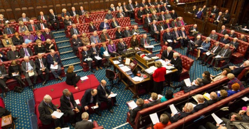 Brexit risks environmental 'vacuum' – Lords Committee