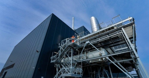 Millerhill recycling and energy recovery centre (RERC)