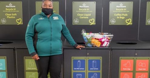 Morrisons Zero-waste Stores