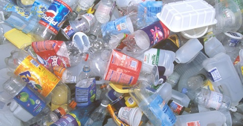 Industry backs plan to recycle 70 per cent of the world's plastic waste