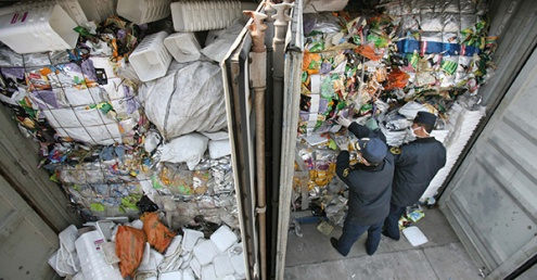 Could the Chinese export ban lead to a great leap forward for British recycling?