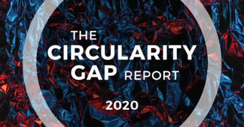 Circle Economy's Circularity Gap Report