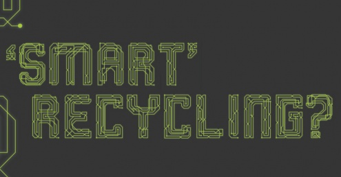 Smart Recycling?
