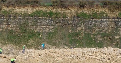 Stowey Quarry, Graeme Churchard (CC BY 2.0)
