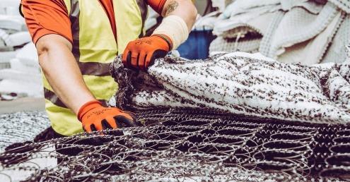 Major UK mattress recycling company reports a 20 percent increase in revenue