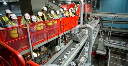 UK businesses unite to turn waste into wealth