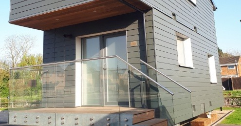Innovative modular home provides solution to housing crisis