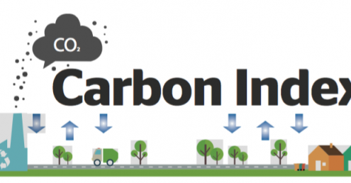 Carbon Index 2018: Welsh councils come out on top for carbon reduction