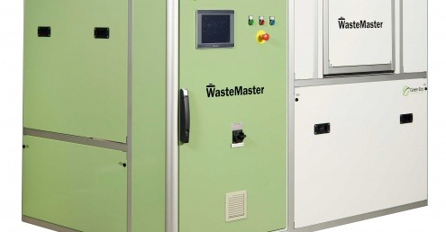 WasteMaster reduces, converts and recycles food waste on site