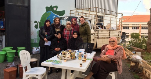 A call to the Earth: Residents in Lebanon leading recycling efforts