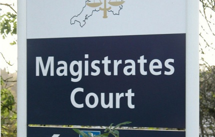 Illegal car stripping operator fined