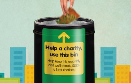 Bin it for Good sees fall in Birmingham litter