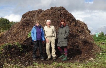 The volunteers teaching Britain how to make the perfect compost