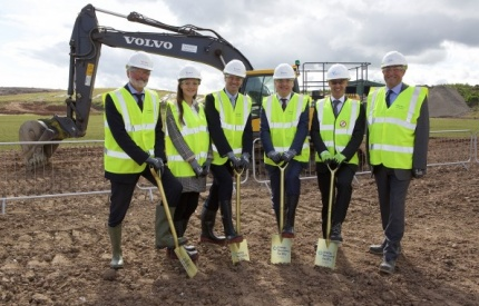 Construction begins on Dunbar incinerator