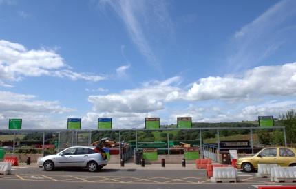 Seven Wiltshire HWRCs to partially close