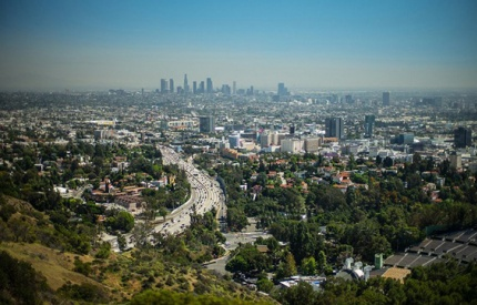 Los Angeles: City of zero waste angels
