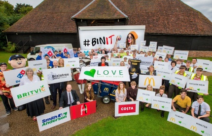 Fighting against litter in Essex, Suffolk and Kent