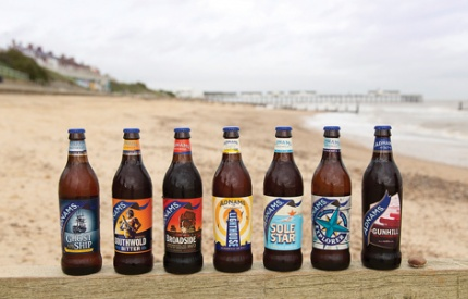 How Adnams is brewing sustainability