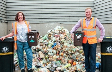 Taking a bite out of food waste in Bristol