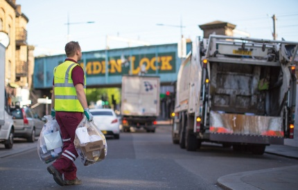 Resource London: what's being done to make the capital gain ground on the recycling game?