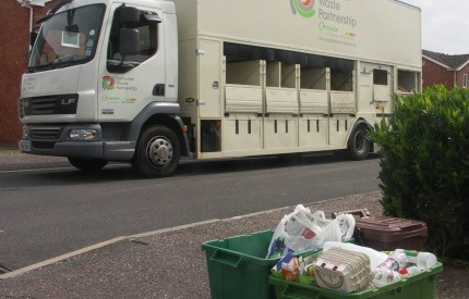 Somerset Waste Partnership begins procurement process for new collections contractor