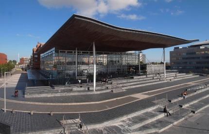 Senedd Welsh Assembly, Cardiff