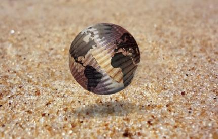 World in a grain