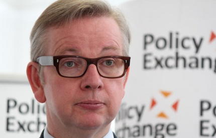 Gove urged to 'take urgent action' on falling recycling rates