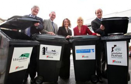 Kier to cut off East Sussex waste contract early after market changes