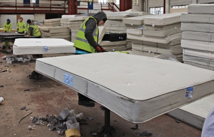 Mattress industry looks to close loop with new Circular Economy Committee