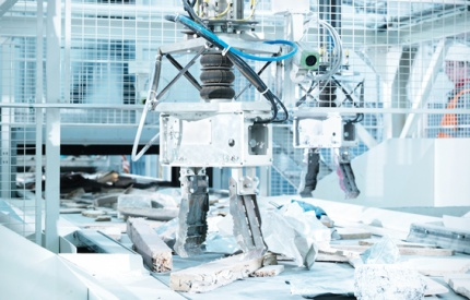 The rise of the recycling robots
