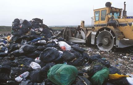 NI recycling levels drop as waste arisings increase