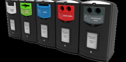 240-litre Leafield Environmental bins