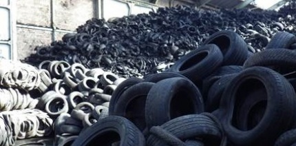 Businessman fined £34,000 for waste tyre recycling offences