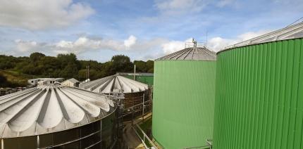 Andigestion's Holsworthy plant in Devon