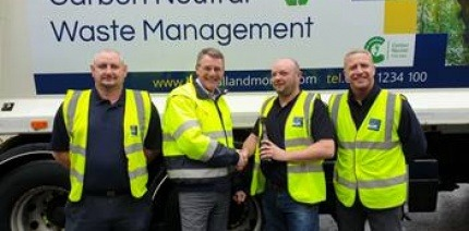 B&M Waste has acquired Ian Wilcox Recycling