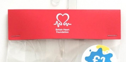 British Heart Foundation keeps toys from landfill with compostable packaging